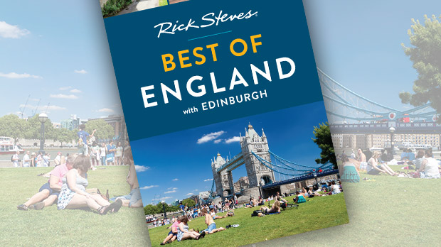 Best of England Guidebook