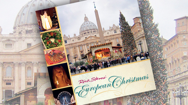 Rick Steves' European Christmas Book