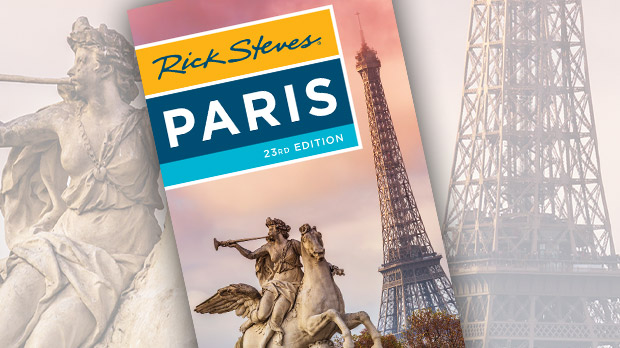 Paris 23rd Edition Guidebook