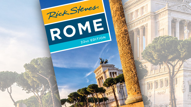 Rome 22nd Edition Guidebook