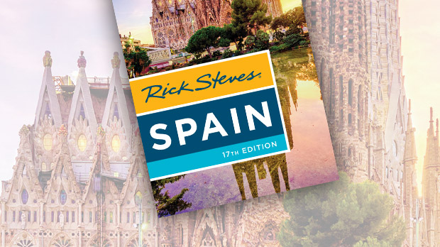 Spain 17th Edition Guidebook