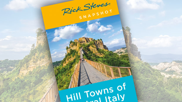 Snapshot: Hill Towns of Central Italy