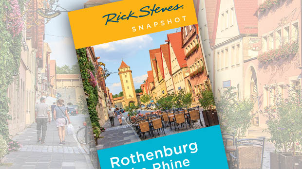 Snapshot: Rothenburg & the Rhine