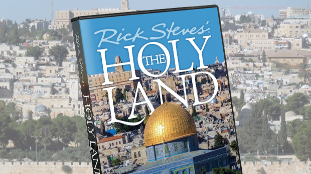 Holy Land DVD