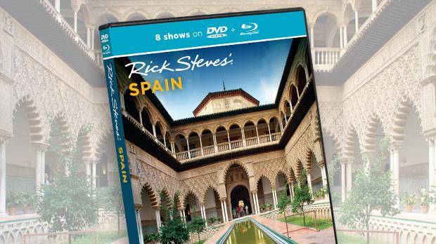Spain Blu-ray + DVD Set