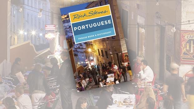 Portuguese Phrase Book & Dictionary