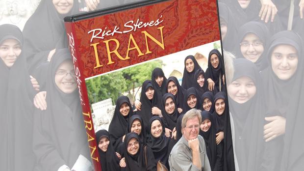 Rick Steves' Iran DVD