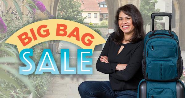 Save 20% on all bags - Big Bag Sale